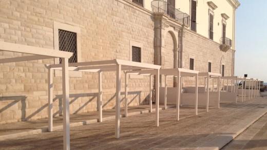 Calice di San Lorenzo- Allestimento Stand In Legno 1